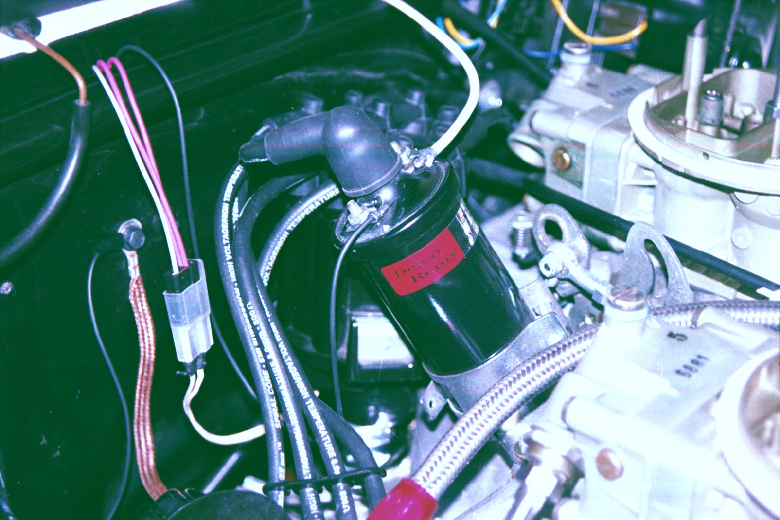 68 Camaro Wiring Coil Modern Design Of Diagram Console Transistor Ignition Systems Rh Camaros Org 1967 Pdf
