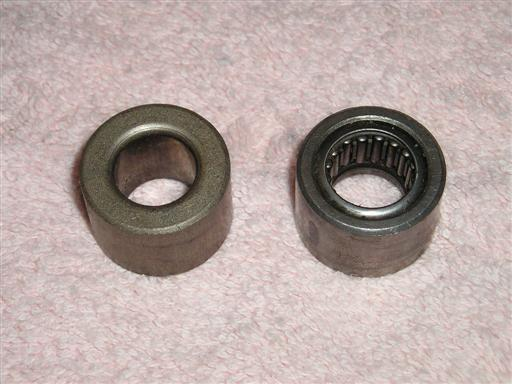 Pilot Bushing vs. Needle Bearing