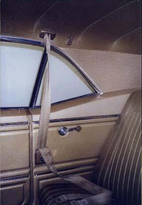 1967 camaro shoulder harness