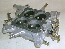 1967 Holley 3911 Base Plate