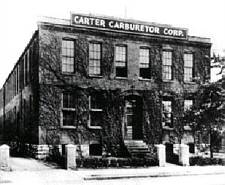 Carter Carburetor plant
