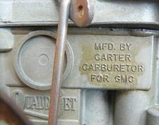"""MFG BY CARTER"" casting"