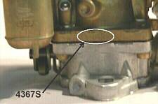 CRG Research Report - 1967-1969 Camaro Carburetors