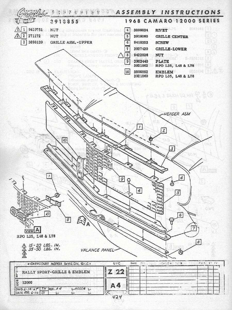 gr_aim crg research report 1968 rs grilles