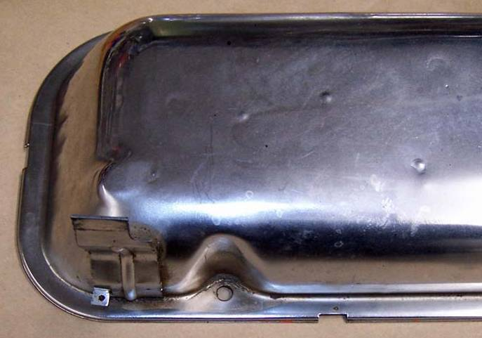 68-69 Chevelle and full-size LH cover