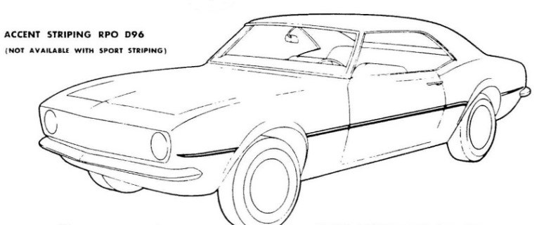 free coloring pages of 1967 chevelle ss