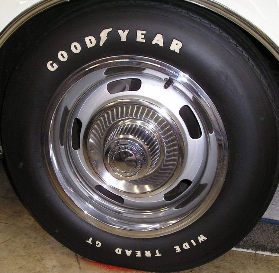 Looking For A Rally Wheel With Bolt On Center Cap