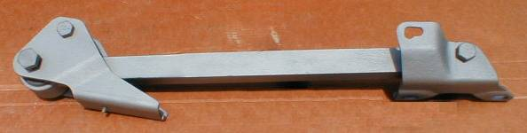 Rectangular Radius Rod