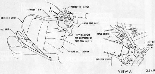 1968 chevelle wiring diagram with 307080 Convertible Shoulder Belts Anyone Have Them 2 on 3023933587 moreover P 0900c152801db3f7 besides RepairGuideContent also 1968 Mustang Wiring Diagram Vacuum Schematics together with Category view.