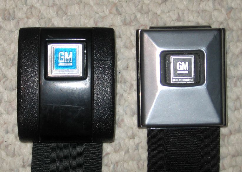 Std and dlx belts