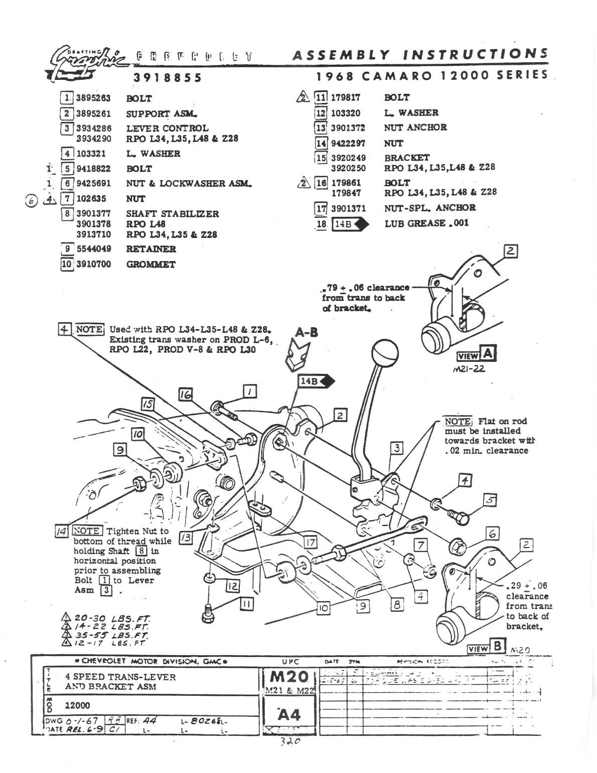 Chevy 3 Speed Column Shift Lever Wiring Harness Wiring Diagram