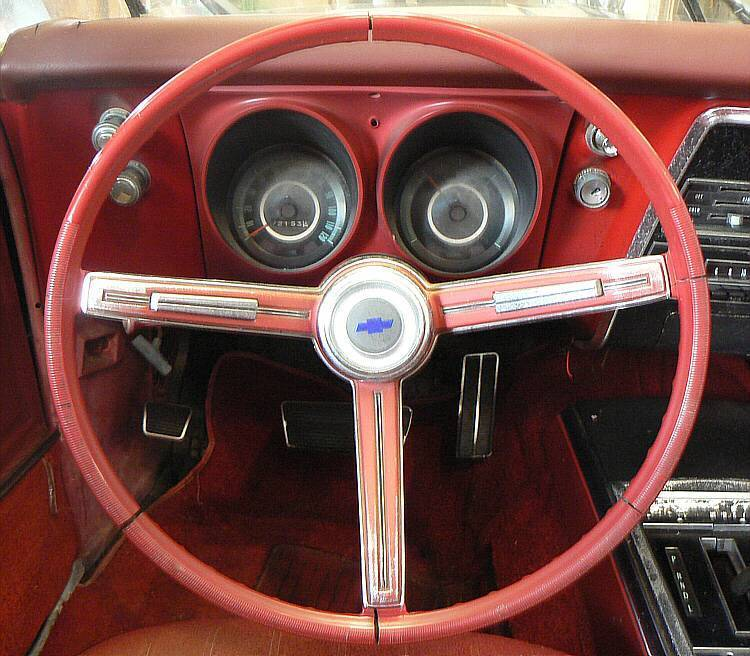 Who Has This Steering Wheel In Their Camaro Page 2