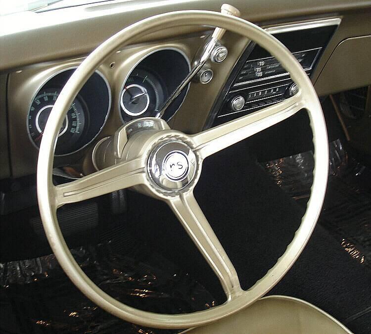 CRG Research Report - Steering Wheels