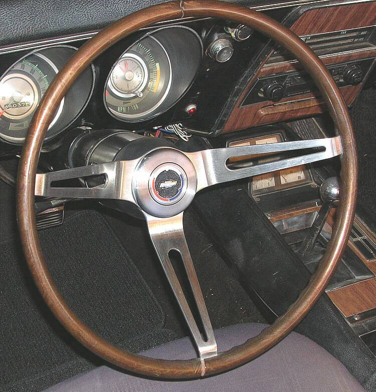 Who Has This Steering Wheel In Their Camaro Page 3