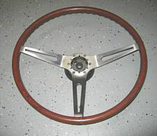 1969 N34 Rosewood Steering Wheel