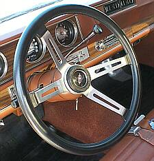 "1970's Olds 442 & Olds Cutlass 14"" Sport Grip Steering Wheel"