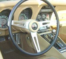 NK1 Cushioned Rim Steering Wheel