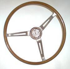 Late 1960's Opel Kadett Walnut wheel