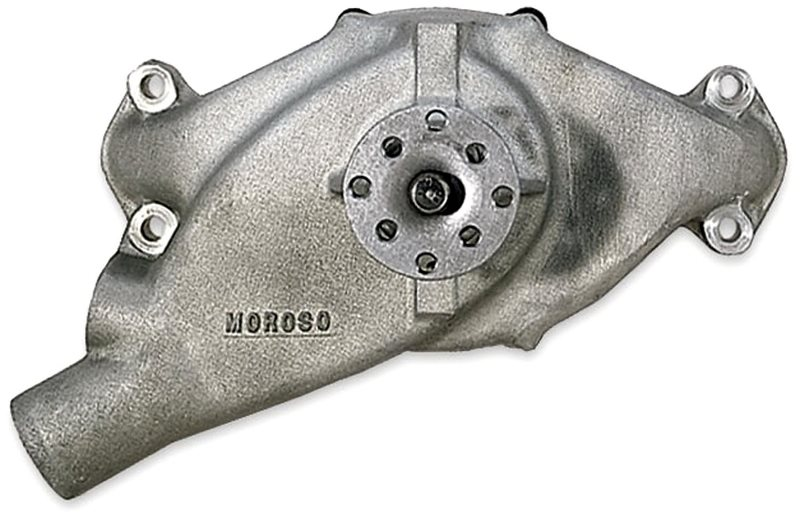 Aftermarket Aluminum BBC short water pump
